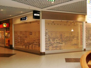Rullgaller AG 80 Galleria
