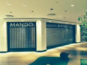 Rullgaller AG 80-S butik Mango