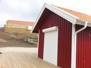 Fönsterjalusi Sommarstuga