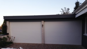 Rullport garage